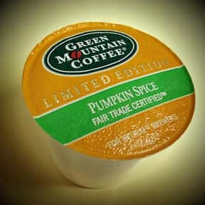 Green Mountain Coffee Pumpkin  is listed (or ranked) 13 on the list The Best K-Cup Flavors