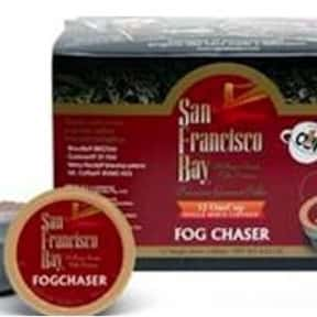 San Francisco Bay Coffee Fog C is listed (or ranked) 25 on the list The Best K-Cup Flavors