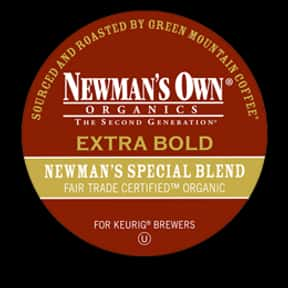 Newman's Own Organics Special  is listed (or ranked) 16 on the list The Best K-Cup Flavors