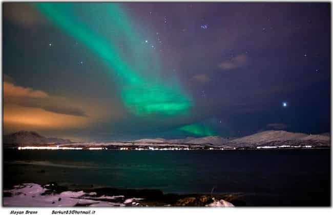 Northern Lights is listed (or ranked) 1 on the list The Top 9 Landmarks to Visit in Iceland