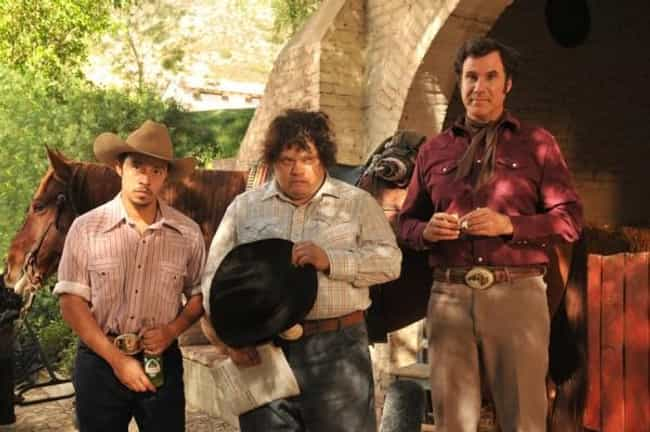 Love the Land is listed (or ranked) 7 on the list Casa de Mi Padre Movie Quotes