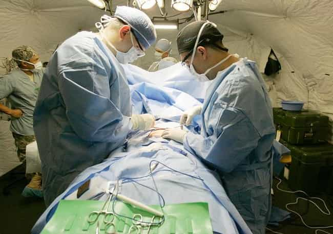 Doctors Focus on Surgery... is listed (or ranked) 4 on the list 8 Interesting Cosmetic Surgery Facts