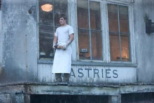 Boy With the Bread is listed (or ranked) 4 on the list Hunger Games Movie Quotes