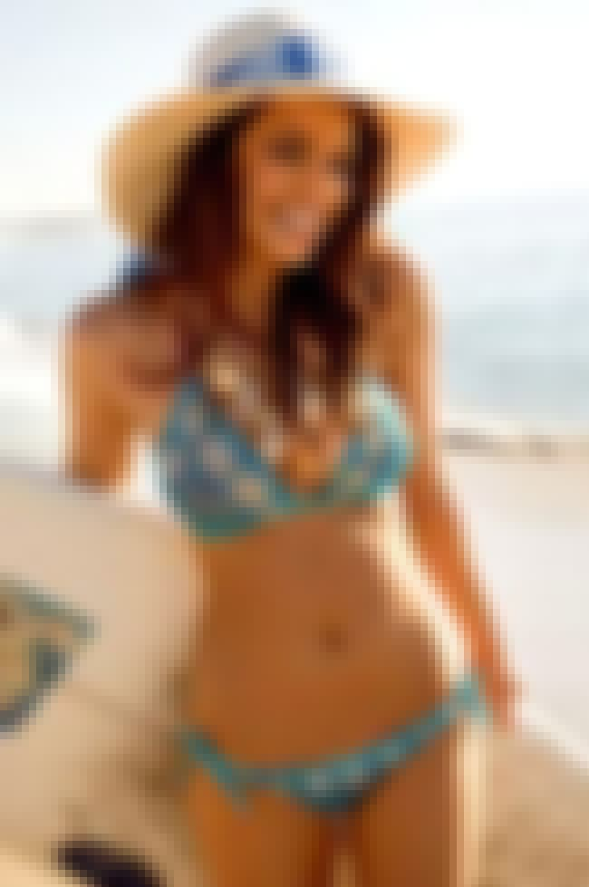 Brittany Binger is listed (or ranked) 6 on the list Bikinipedia- B