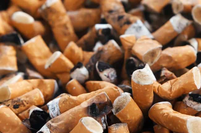 You Smoke Like A Choo-Choo is listed (or ranked) 2 on the list 10 Positive Effects of Your Horrible Lifestyle