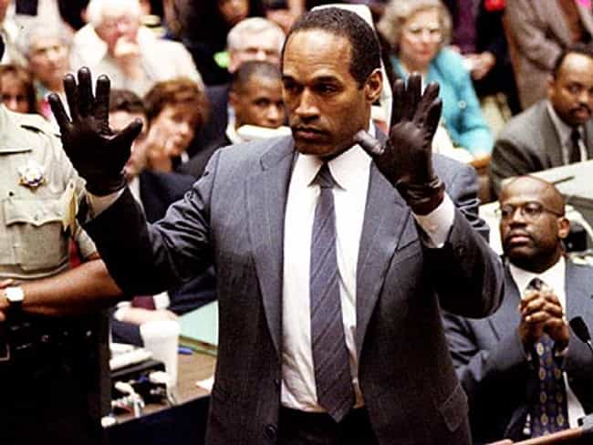 OJ Simpson Murder Trial is listed (or ranked) 2 on the list The 14 Most Shocking NFL Scandals