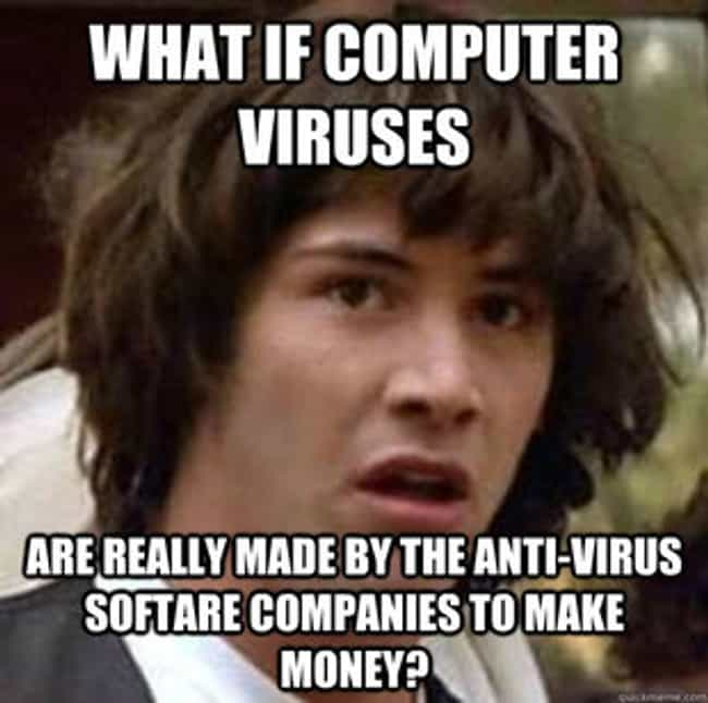 Conspiracy Keanu on Computer V... is listed (or ranked) 4 on the list The Very Best of the Conspiracy Keanu Meme