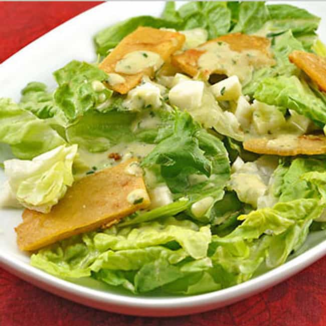 Mexican Caesar Salad is listed (or ranked) 3 on the list El Torito Recipes