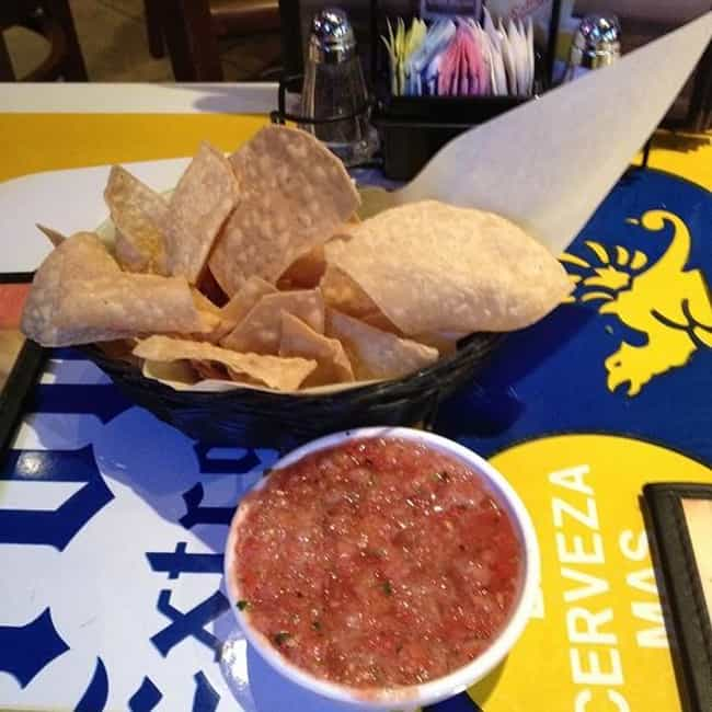 El Torito's Salsa is listed (or ranked) 2 on the list El Torito Recipes