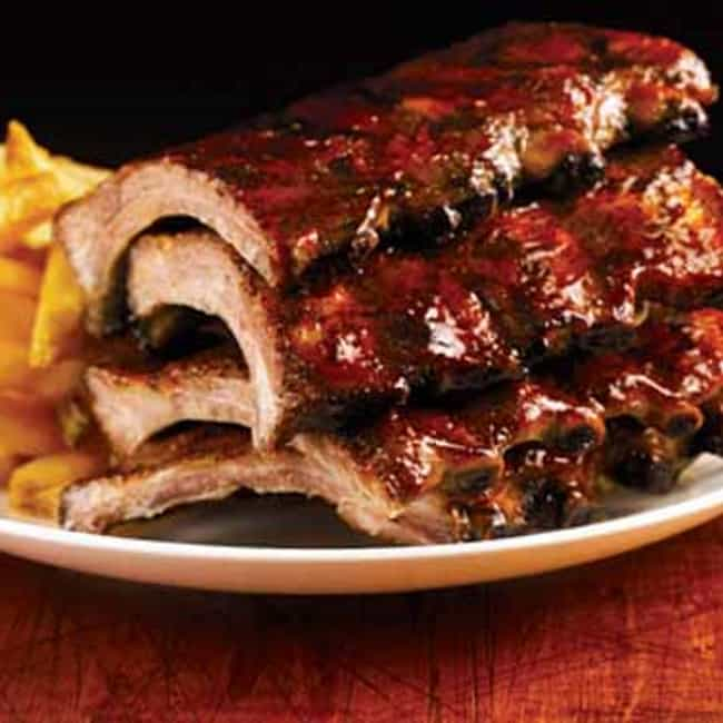 Hard Rock Cafe Ribs is listed (or ranked) 3 on the list Hard Rock Cafe Recipes
