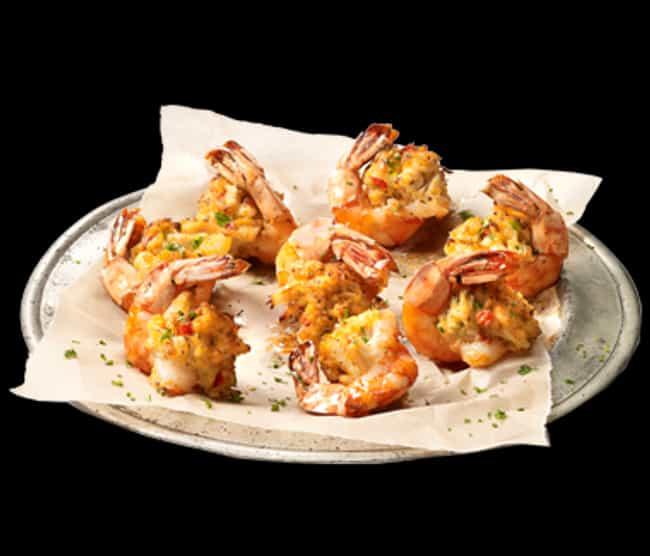 Stuffed Shrimp Enbrochette is listed (or ranked) 4 on the list Joe's Crab Shack Recipes