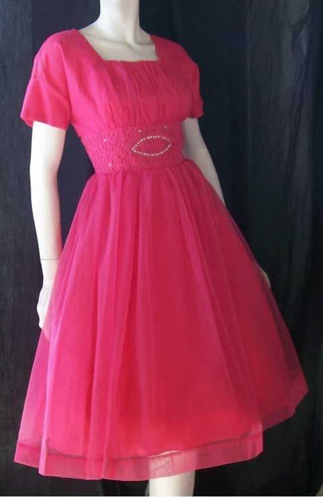 Vintage Prom Dresses Photo List Of Classic Retro Gowns For Prom