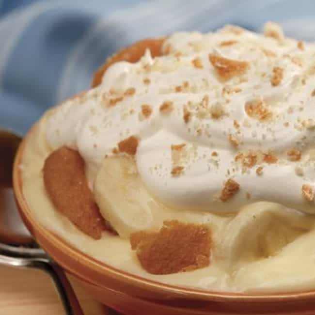 Golden Corral's Banana Pudding is listed (or ranked) 2 on the list Golden Corral Recipes