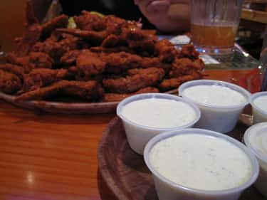 Hooters Ranch Dressing