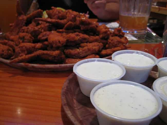 Hooters Ranch Dressing ... is listed (or ranked) 2 on the list The Best Hooters Recipes