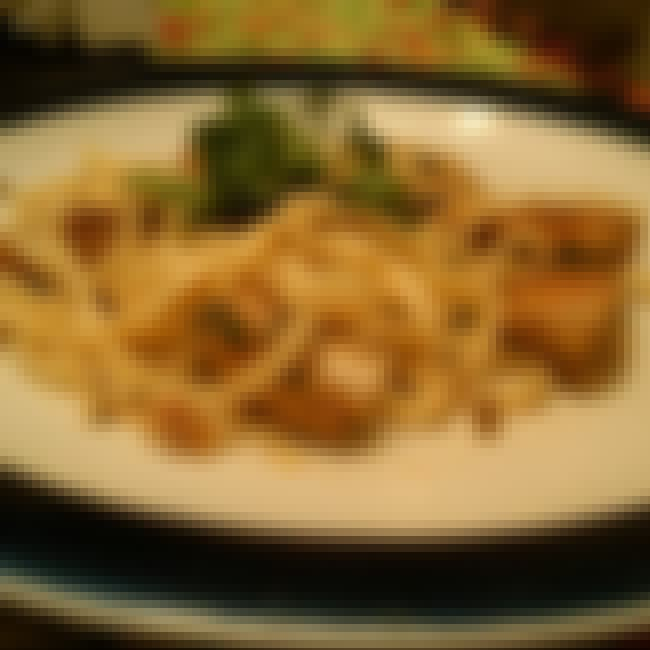 Linguine with Chicken Scampi is listed (or ranked) 1 on the list Ground Round Recipes