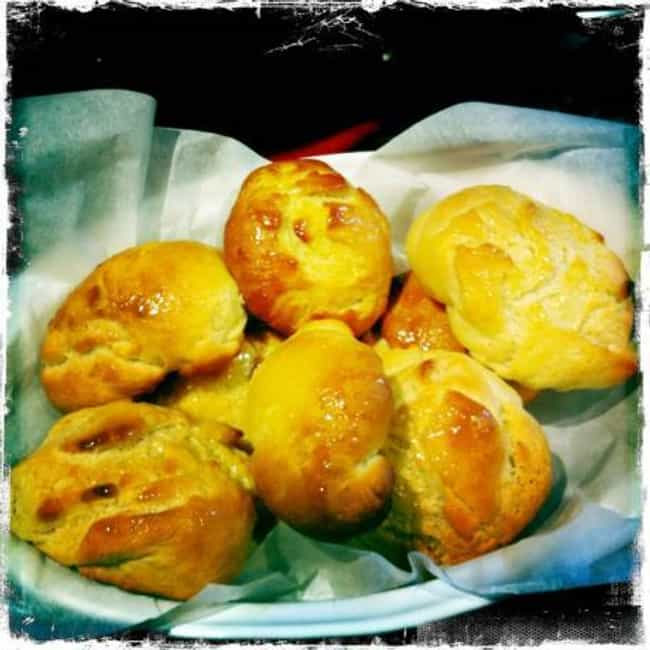 Buttery Dinner Rolls is listed (or ranked) 2 on the list Logan's Roadhouse Recipes
