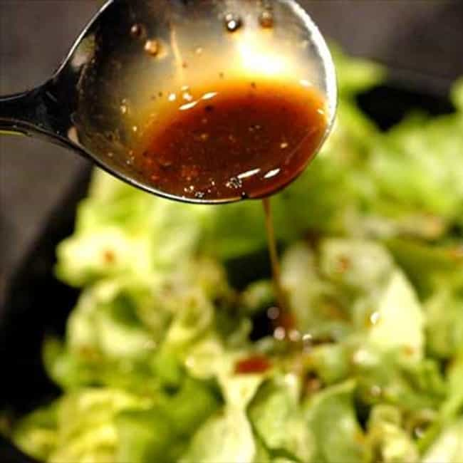 Balsamic Honey Mustard D... is listed (or ranked) 1 on the list Landry's Recipes