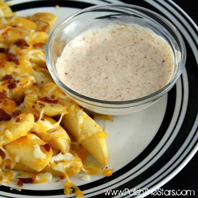 Lone Star Ranch Dressing... is listed (or ranked) 5 on the list Lone Star Recipes