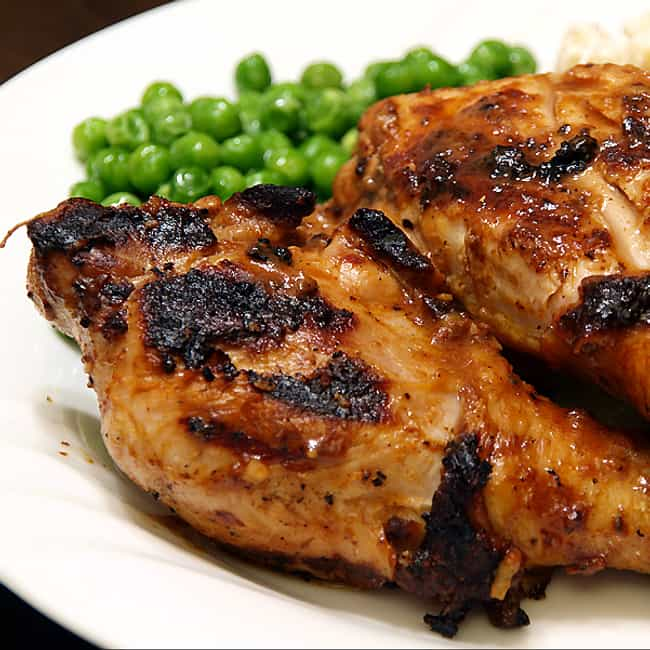 Crunchy PERi-PERi Garlic... is listed (or ranked) 1 on the list Nando's Recipes