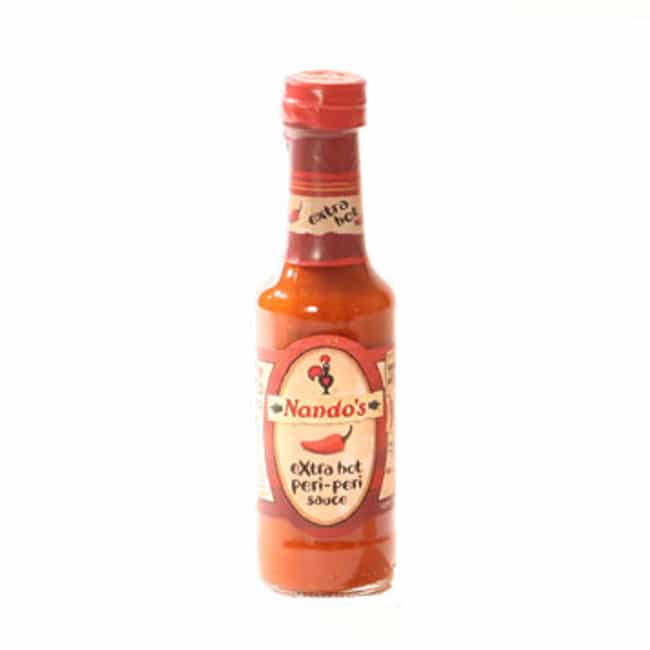 Nando's PERi-PERi Sauce ... is listed (or ranked) 3 on the list Nando's Recipes