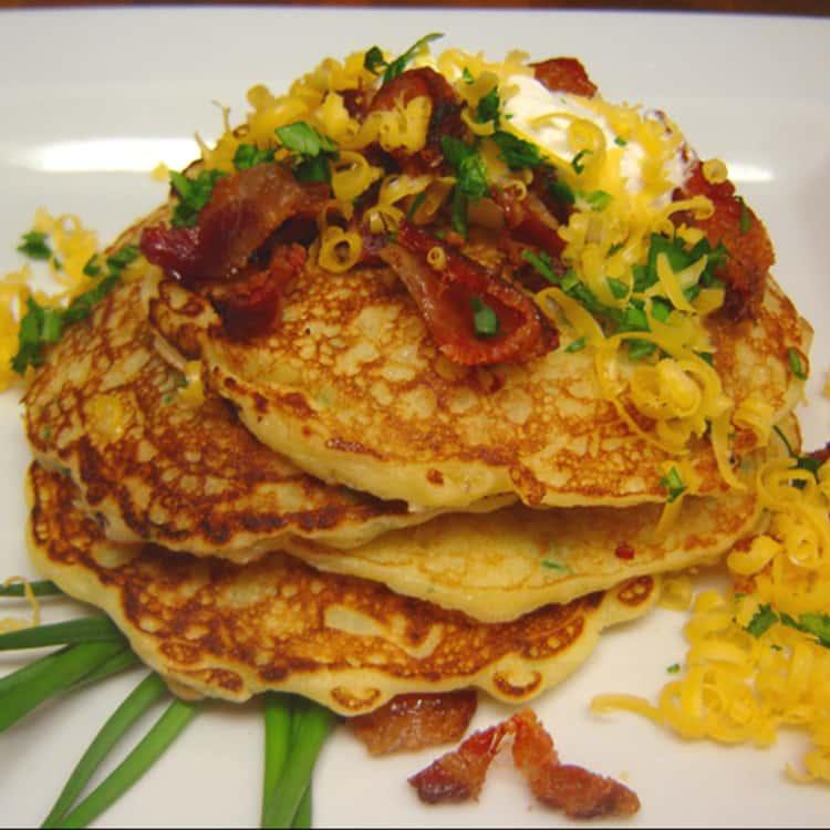 Perkins Potato Pancakes