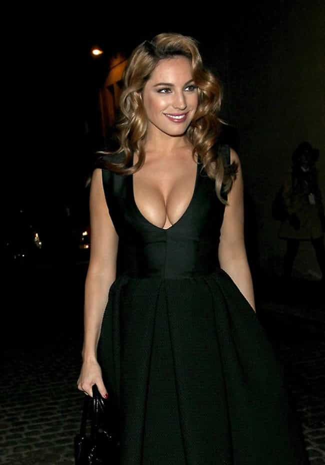 Kelly Brook is listed (or ranked) 2 on the list Sexiest Women with the Best Breast Teasers