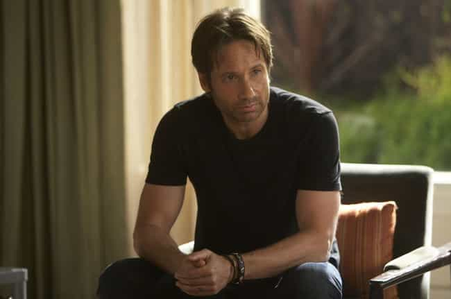 Hank Moody/David Duchovny is listed (or ranked) 2 on the list 8 TV Actors Who Turned Out Just Like Their Characters