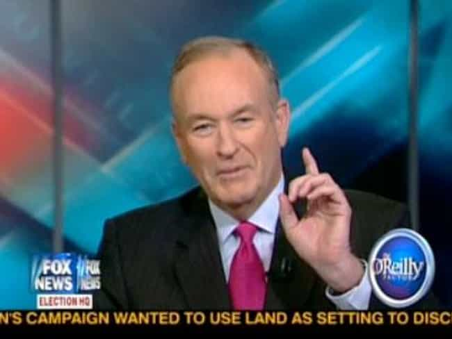O'Reilly: Critical of Big Oil? is listed (or ranked) 4 on the list The Top 7 Most Progressive Bill O'Reilly Moments