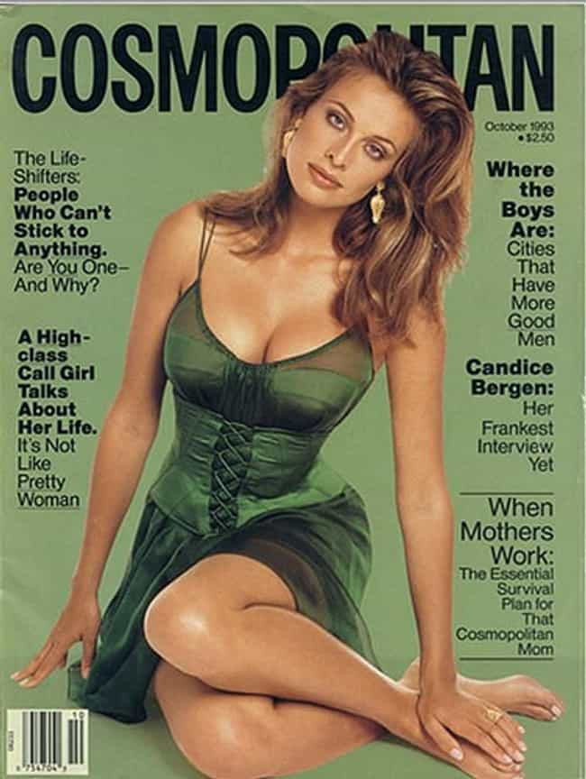 Cosmopolitan - October 1993 is listed (or ranked) 1 on the list The Best Cosmopolitan Covers