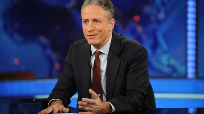 Jon Stewart/Jon Stewart ... is listed (or ranked) 5 on the list 8 TV Actors Who Turned Out Just Like Their Characters
