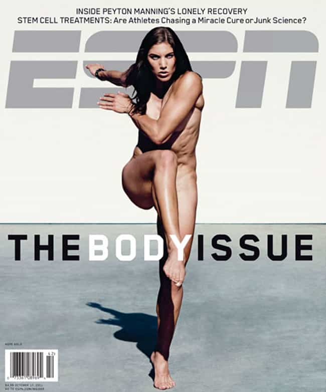 ESPN - October 2011 is listed (or ranked) 4 on the list The Best ESPN Magazine Covers