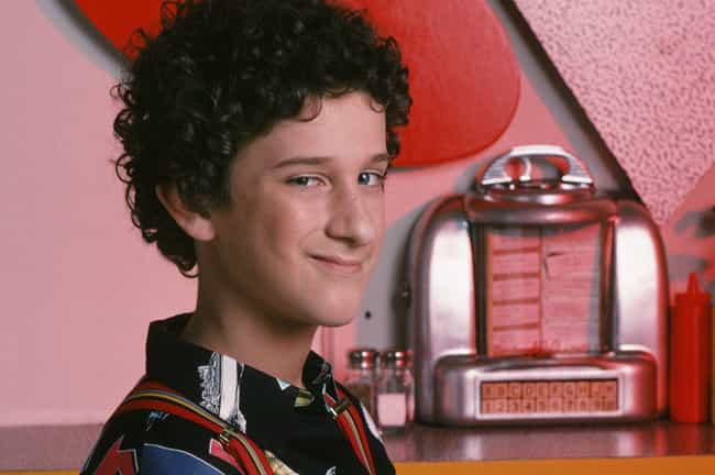Screech Powers/Dustin Di... is listed (or ranked) 7 on the list 8 TV Actors Who Turned Out Just Like Their Characters