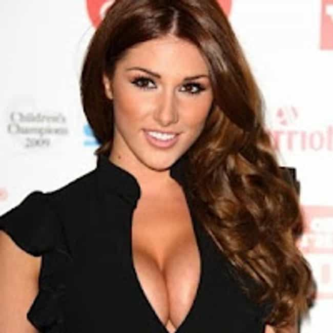 Lucy Pinder is listed (or ranked) 4 on the list Sexiest Women with the Best Breast Teasers