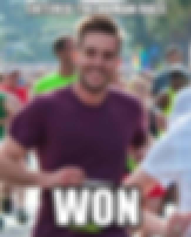 RPG is Good at Races is listed (or ranked) 4 on the list The Best of the Ridiculously Photogenic Guy Meme