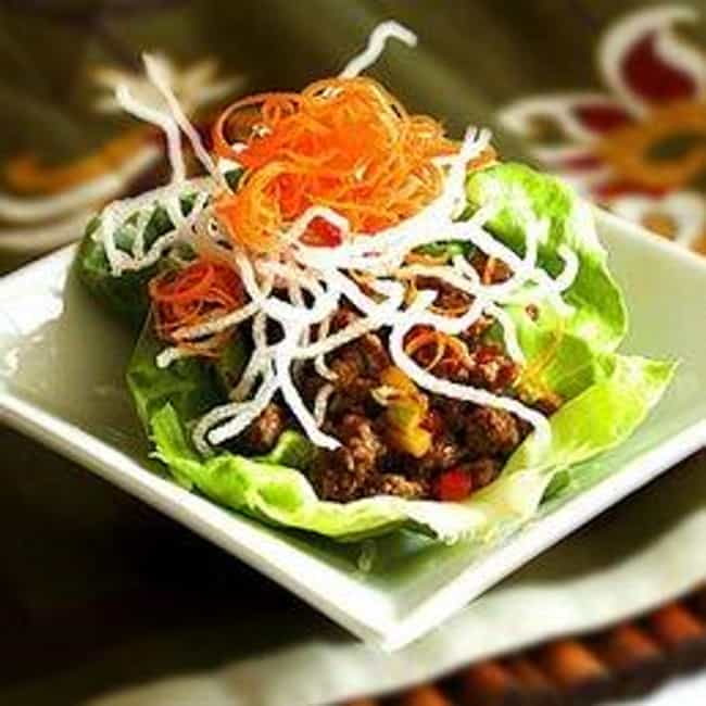 Pei Wei Lettuce Wraps is listed (or ranked) 4 on the list Pei Wei Recipes