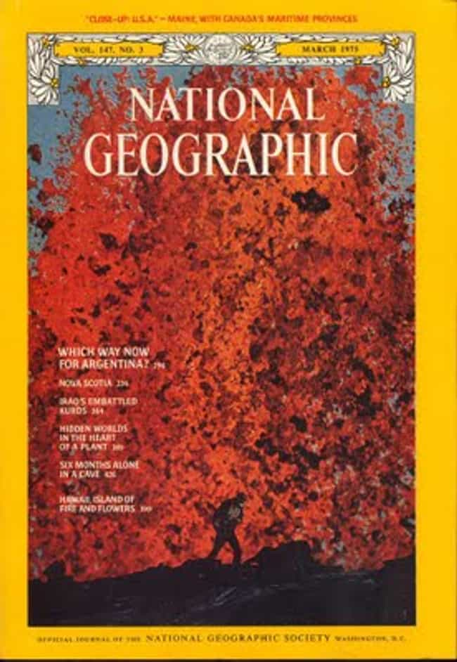 National Geographic - March 19... is listed (or ranked) 3 on the list The Best National Geographic Covers