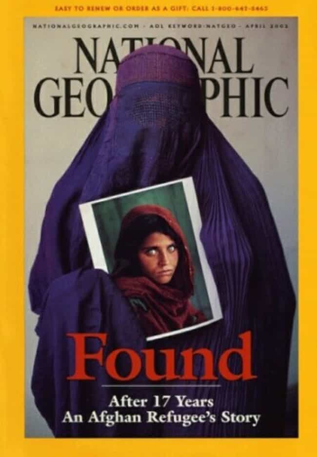 National Geographic - April 20... is listed (or ranked) 4 on the list The Best National Geographic Covers
