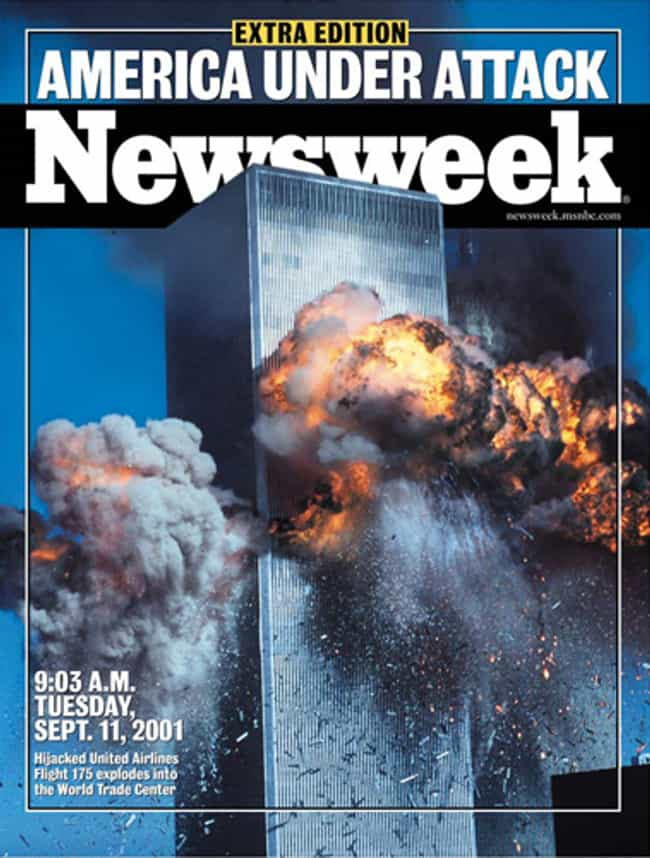 Newsweek - September 11, 2001 is listed (or ranked) 2 on the list The Best Newsweek Covers