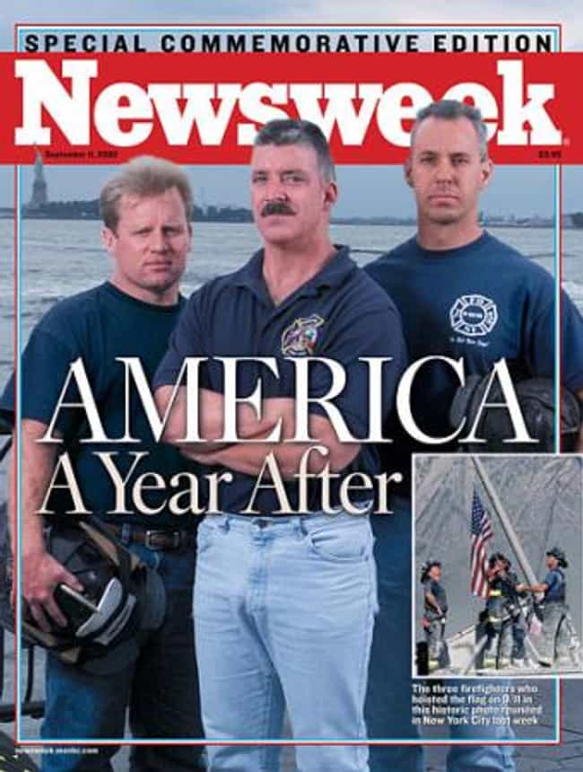Newsweek - September 2002 is listed (or ranked) 4 on the list The Best Newsweek Covers