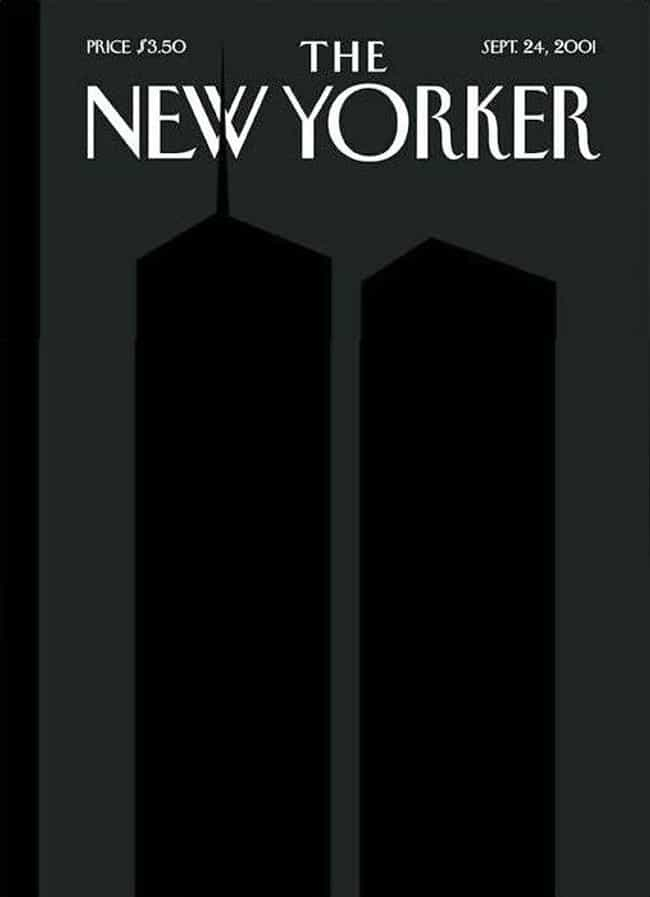 The New Yorker - September 24,... is listed (or ranked) 1 on the list The Best New Yorker Covers
