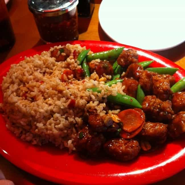 Pei Wei Kung Pao Chicken is listed (or ranked) 1 on the list Pei Wei Recipes