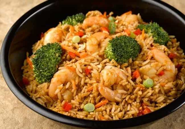 Pei Wei Fried Rice is listed (or ranked) 3 on the list Pei Wei Recipes
