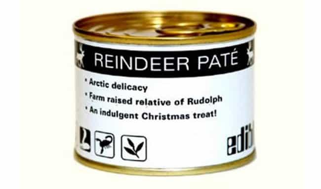 Canned Reindeer