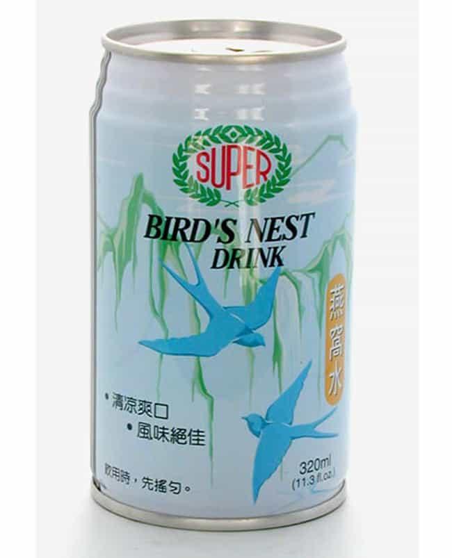 Canned Bird's Nest Drink