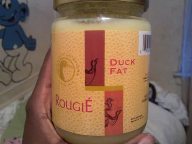 Canned Duck Fat