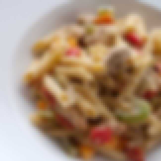Jerk Chicken Pasta is listed (or ranked) 2 on the list Bahama Breeze Recipes