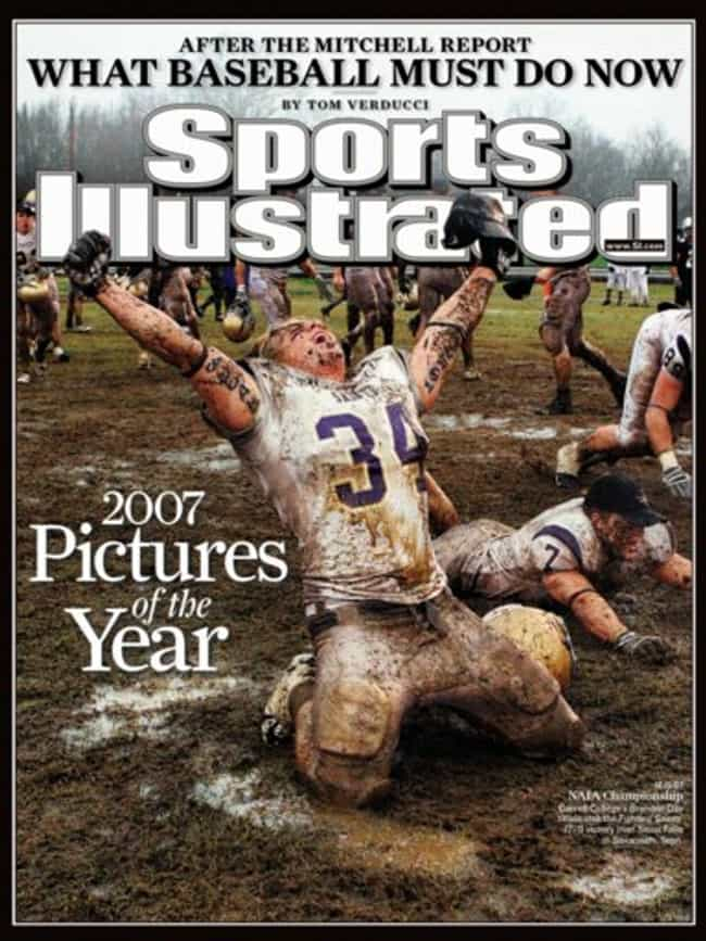 Sports Illustrated - Jan... is listed (or ranked) 4 on the list The Best Sports Illustrated Covers