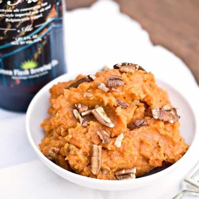 Cinnamon Yam Mash is listed (or ranked) 3 on the list Bahama Breeze Recipes