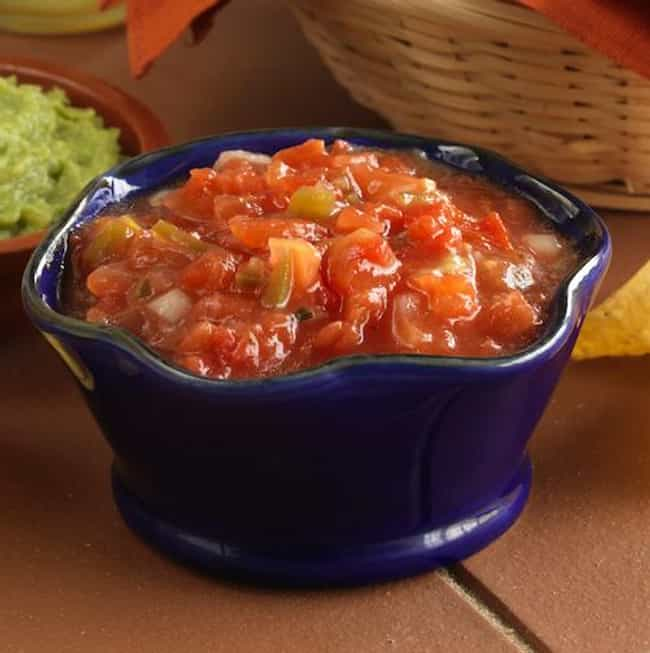Salsa Baja is listed (or ranked) 3 on the list Baja Fresh Recipes